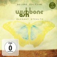 Wishbone Ash - Elegant Stealth (+2DVD) (Music CD)