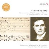 Inspired by Song (Music CD)