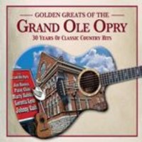 Various Artists - Golden Greats of the Grand Ole Opry (Music CD)