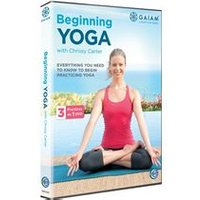 Gaiam Beginning Yoga With Chrissy Carter