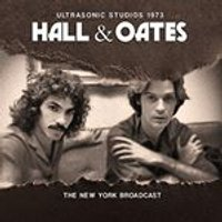 Hall & Oates - Ultrasonic Studios, 1973 (Music CD)