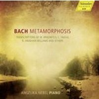 Bach Metamorphosis: Transcriptions by W. Braunfels, C. Tausig, R. Vaughan Williams and Others (Music CD)
