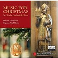 Music for Christmas (Music CD)