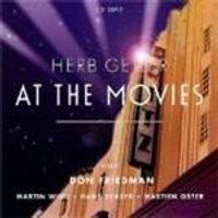 Herb Geller - At The Movies (Music CD)