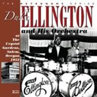Duke Ellington - At the Crystal Gardens 1952 (Music CD)