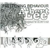Albert Lee - Frettening Behaviour (Music CD)