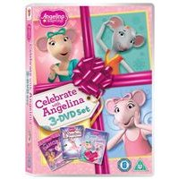 Angelina Ballerina: Celebrate With Angelina