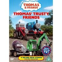 Thomas And Friends - Thomas Trusty Friends