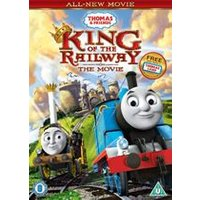 Thomas The Tank Engine And Friends: King Of The Railway