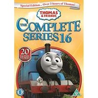 Thomas the Tank Engine and Friends: The Complete 16th Series