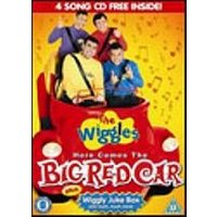 Wiggles, The - Here Comes The Big Red Car