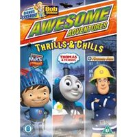 Awesome Adventures - Thrills And Chills