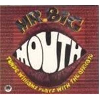 Tunde Williams/Lekan Animashaun - Mr Big Mouth/Low Profile (Not For The Blacks) (Music CD)