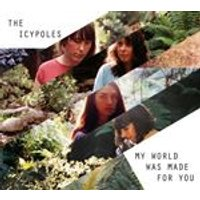 The Icypoles - My World Was Made For You (Music CD)