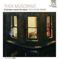Thea Musgrave: Chamber Works for Oboe (Music CD)
