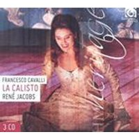 Francesco Cavalli: La Calisto (Music CD)