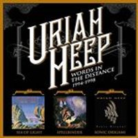 Uriah Heep - Words in the Distance 1994-1998 (Music CD)