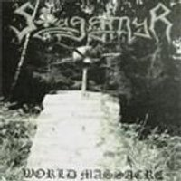 Styggmyr - World Massacre (Music Cd)