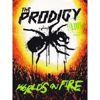 The Prodigy - Worlds On Fire (Live At Milton Keynes Bowl Jul 2010/Limited Edition/+DVD) [Digipak]
