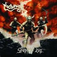 Nocturnal - Storming Evil (Music CD)