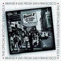 Brand X - San Francisco (Music CD)