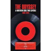 Various Artists - The Odyssey (A Nothern Soul Time Capsule, 1968-2014) (Music CD)