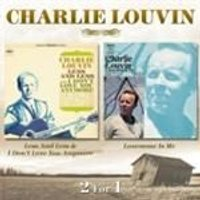 Charlie Louvin - Less And Less I Dont Love You Anymore/Lonesome Is Me (Music CD)