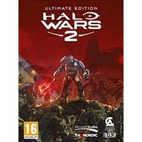 Halo Wars 2 - Ultimate Edition (PC DVD / Xbox One) - Codes in box