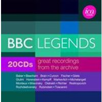 BBC Legends (Music CD)