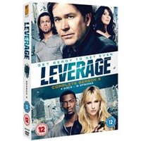 Leverage - Series 3 - Complete