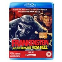 Frankenstein And The Monster From Hell (Dual Format) (2 DVD + Blu-ray)