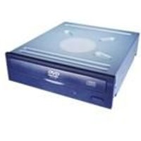 LiteOn iHDS118 - Disk drive - DVD-ROM - 18x - Serial ATA - internal - 5.25 - black