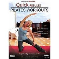Quick Results Pilates Workout