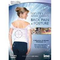 Back Pain & Posture Ten Minute Method Workouts