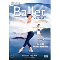 Ballet Workout For Legs, Tums & Bums