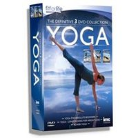 Yoga Triple DVD Box Set