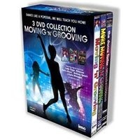 Moving N Grooving Triple DVD Box Set