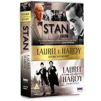 Stan - The Story of Laurel & Hardy + Laurel & Hardy Anthology - Double DVD Box Set