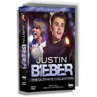 Justin Bieber - The Ultimate DVD Collection - 2 DVD Box Set