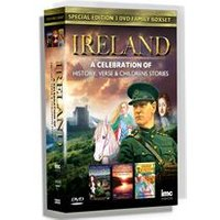 Ireland - Special Edition 3 DVD Box Set - A Celebration of History, Verse and Childrens Stories [Triple DVD Box Set]