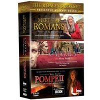 The Romans DVD Box Set - Presented by Mary Beard - BBC2