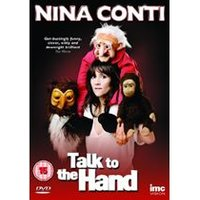 Nina Conti - Live - Talk to The Hand