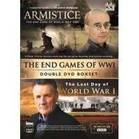 The End Games of WW1 Double DVD Box Set The Last Day of WW1 Michael Palin & Armistice - BBC1