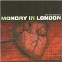 Monday In London - Red Machine (Music Cd)