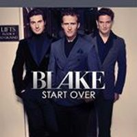 Blake - Start Over (Music CD)