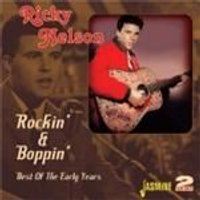 Ricky Nelson - Rockin And Boppin (Best Of The Early Years) (Music CD)