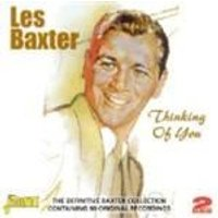 Les Baxter - Thinking Of You (Music CD)