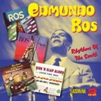 Edmundo Ros - Rhythms Of The South (Music CD)