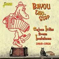 Various Artists - Bayou Two-Step (Cajun Hits From Louisiana 1929-1962) (Music CD)