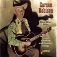 Carson Robinson - Blue River Train (Music CD)